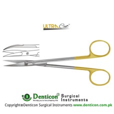 UltraCut™ TC Joseph Dissecting Scissor Curved Stainless Steel, 14.5 cm - 5 3/4""