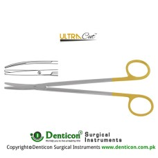 UltraCut™ TC Metzenbaum Dissecting Scissor Curved Stainless Steel, 20.5 cm - 8""