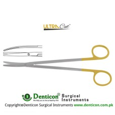 UltraCut™ TC Metzenbaum Dissecting Scissor Curved Stainless Steel, 23 cm -9""