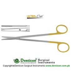 UltraCut™ TC Metzenbaum Dissecting Scissor Straight Stainless Steel, 26 cm - 10 1/4""