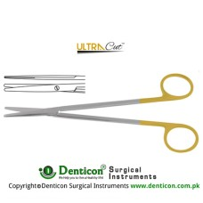 UltraCut™ TC Metzenbaum Dissecting Scissor Straight Stainless Steel, 31 cm - 12 1/4""