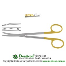 UltraCut™ TC Metzenbaum Dissecting Scissor Curved Stainless Steel, 14.5 cm - 5 3/4""
