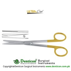UltraCut™ TC Mayo-Stille Dissecting Scissor Straight Stainless Steel, 17 cm - 6 3/4""