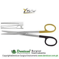 XTSCut™ TC Mayo Dissecting Scissor Straight Stainless Steel, 14.5 cm - 5 3/4""