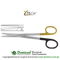 XTSCut™ TC Mayo Dissecting Scissor Straight Stainless Steel, 17 cm - 6 3/4""