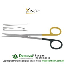 XTSCut™ TC Lexer Dissecting Scissor Straight Stainless Steel, 16 cm - 6 1/4""