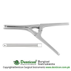 Payr Intestinal Clamp Stainless Steel, 34.5 cm - 13 1/2""