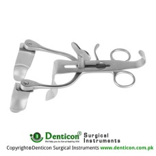 Alan-Parks Rectal Speculum Stainless Steel,