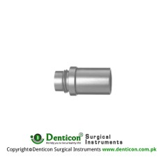 Adapter Storz Type Stainless Steel,