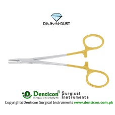 Diam-n-Dust™ Micro Ryder Needle Holder Stainless Steel, 22 cm - 8 3/4""