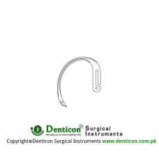 Young Ligature Needle Only Fig. 2 Stainless Steel,