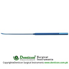 Yasargil Micro Raspatory Slightly Curved,18.5cm