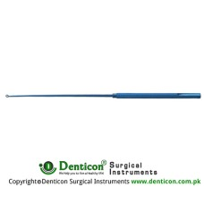 Curette,3mm diameter,Straight,21cm