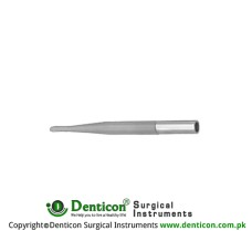 Nabatoff Vein Probe Plastic Tip Stainless Steel,