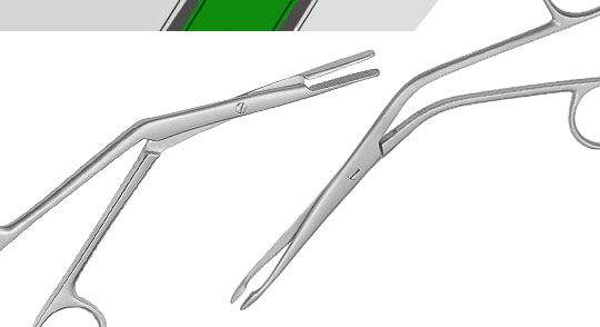 Nasal Polypus Forceps